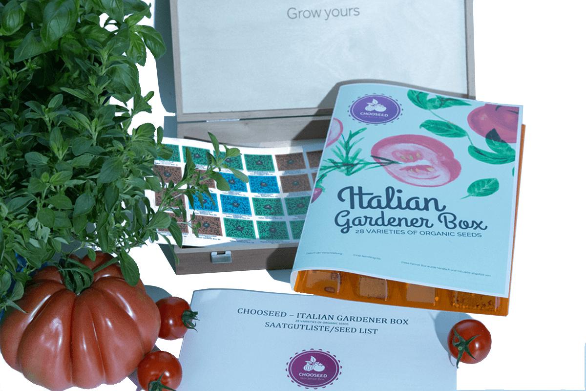 Italian Gardener Box